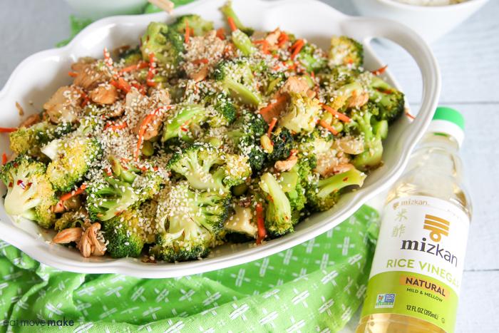 Japanese veggie stir fry