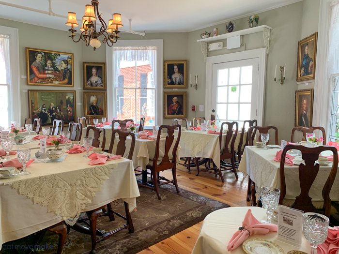 Lady Bedord's Tea Parlour - Pinehurst