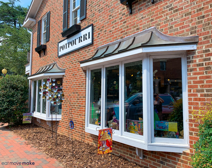 Potpourri Gifts - Pinehurst NC