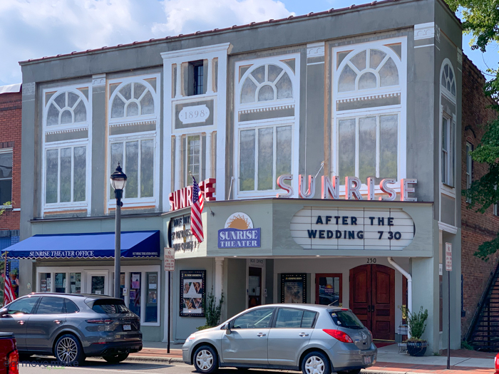 Sunrise Theater - Southern Pines NC