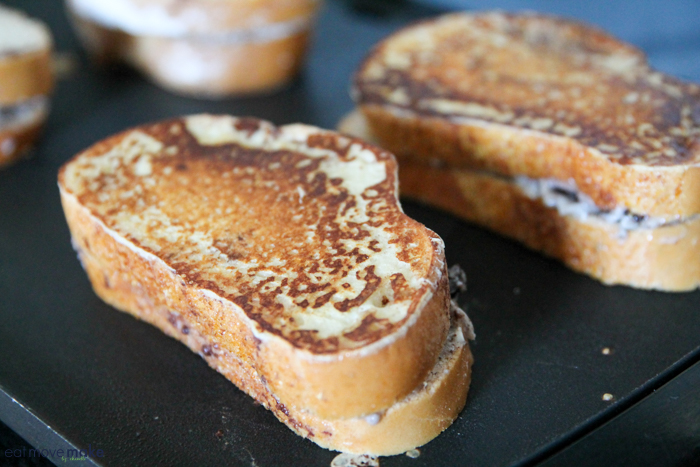 griddled french toast