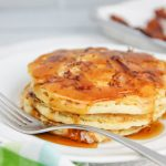 smoked ham pancakes recipe