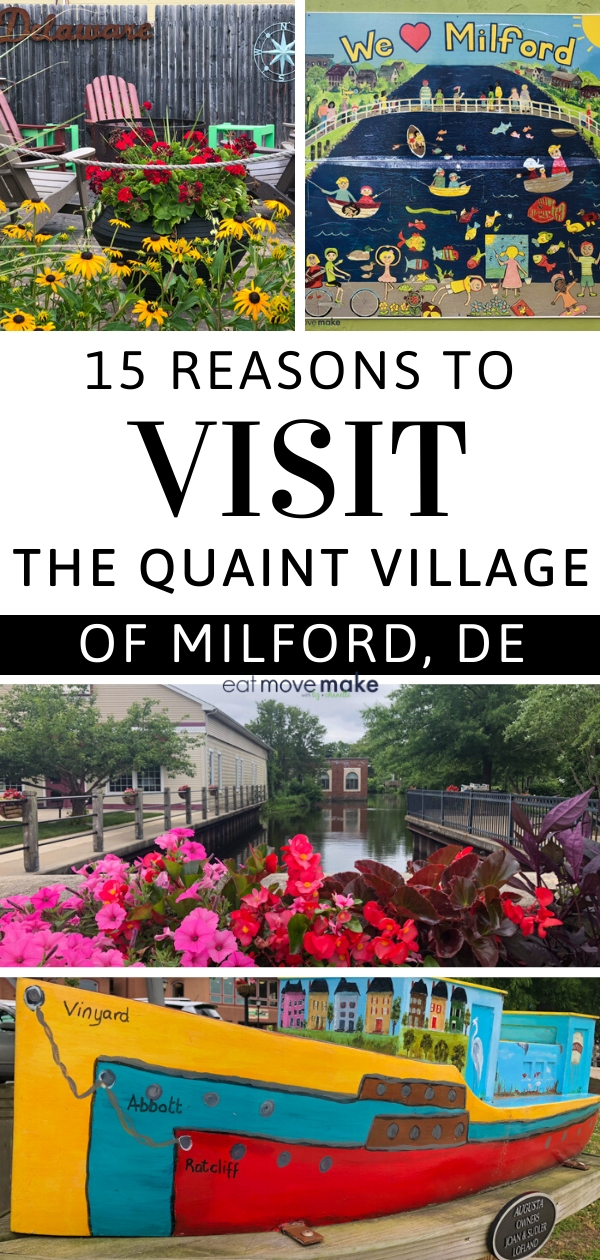 things to do in milford delaware