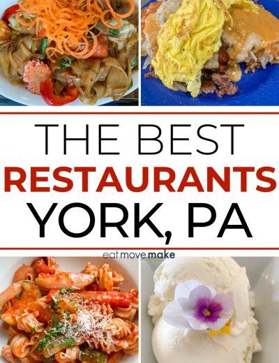 best restaurants York PA