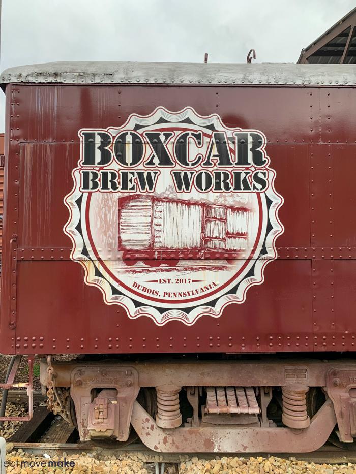 Box Car Brew Works