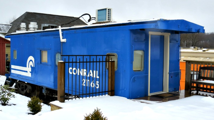Conrail 21165 B&B
