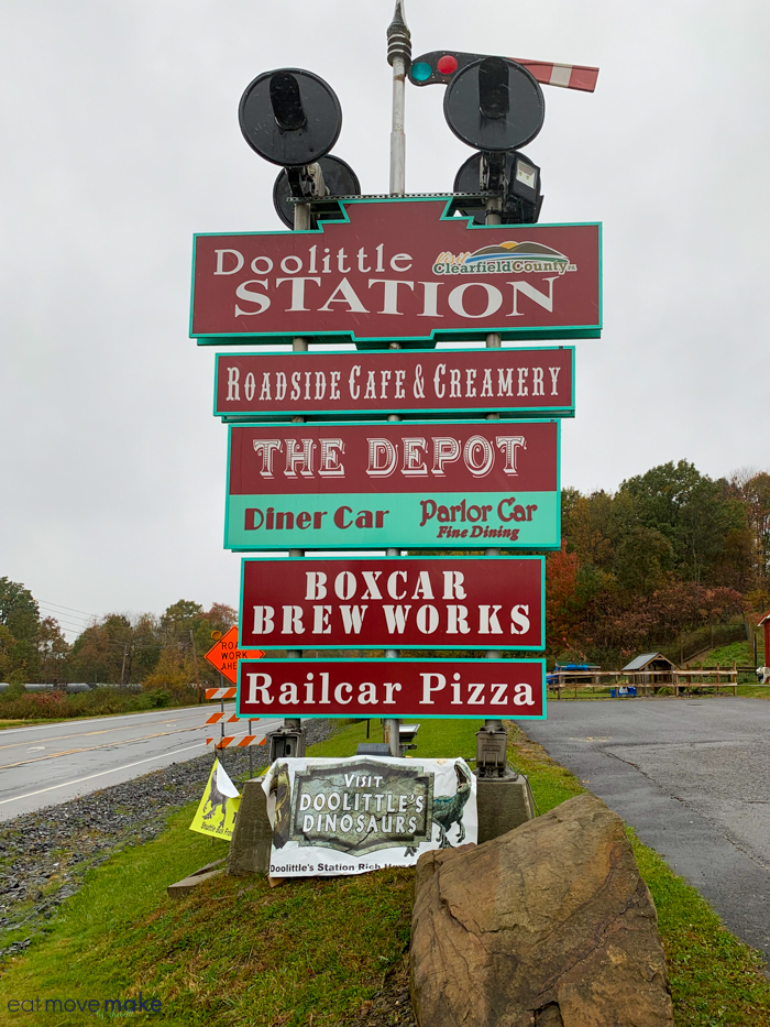 Dolittle Station