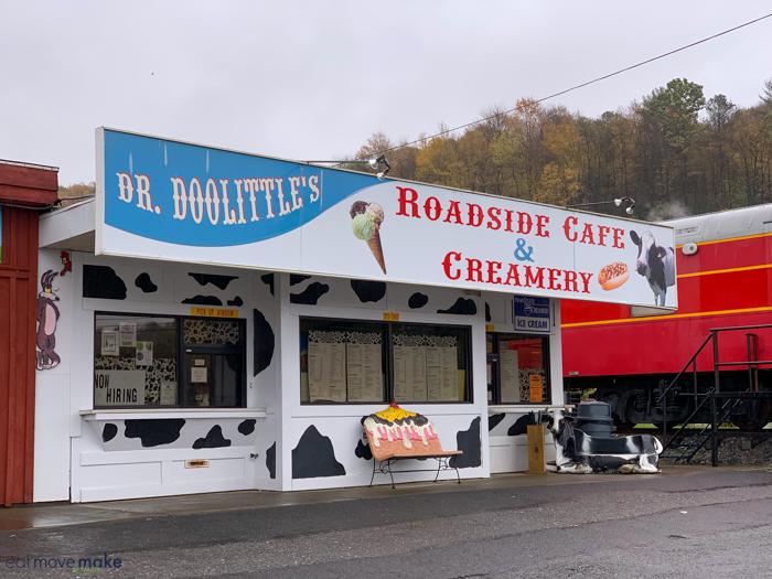 Dr. Dolittle's Roadside Cafe and Creamery