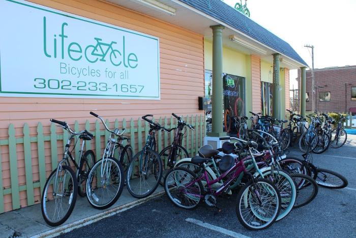 Lifecycle Bikes