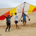 hang gliding at Jockey's Ridge OBX