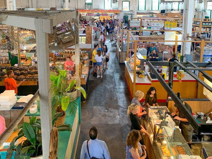 inside Central Market - York PA