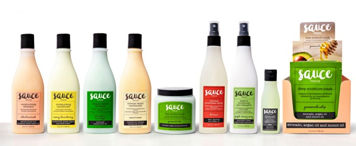 Sauce hair products