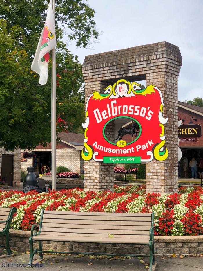 DelGrosso's Amusement Park Tipton PA