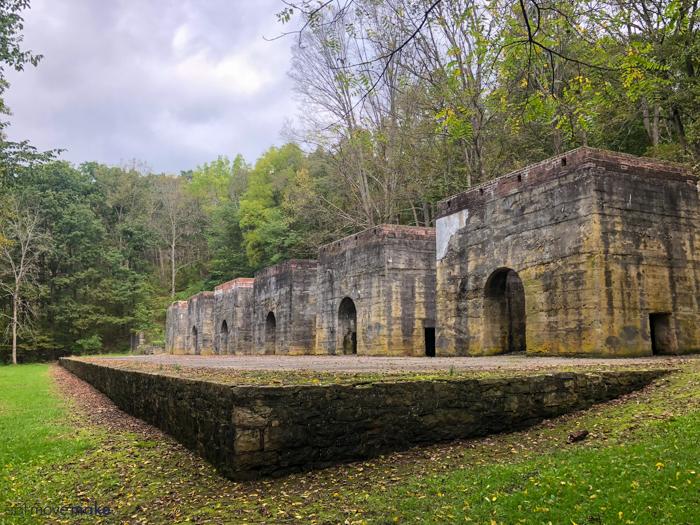 old limestone kilns in Altoona PA
