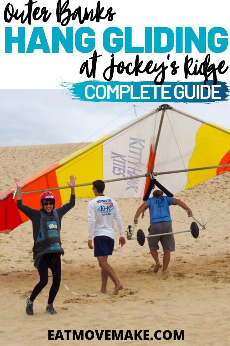 Outer Banks Hang Gliding at Jockey's Ridge
