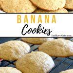 banana cookies