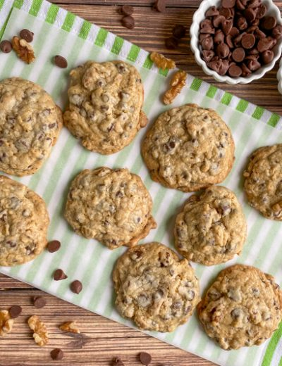 doubletree chocolate chip cookie recipe