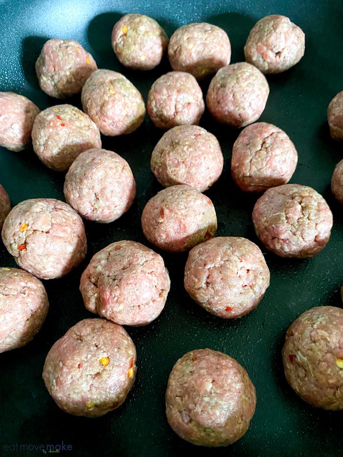 how to make easy homemade meatballs