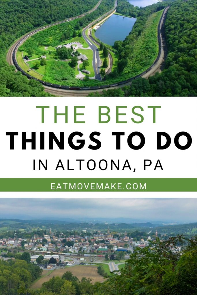 the best things to do in Altoona PA