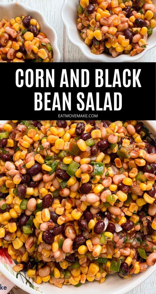 corn and black bean salad recipe