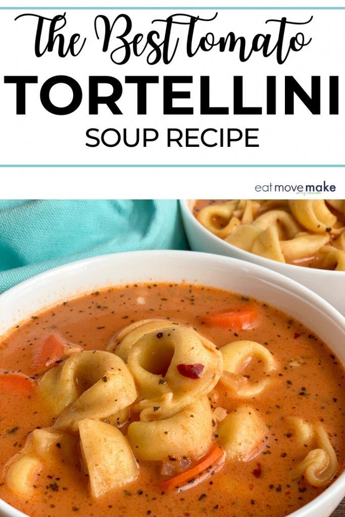 the best tomato tortellini soup recipe