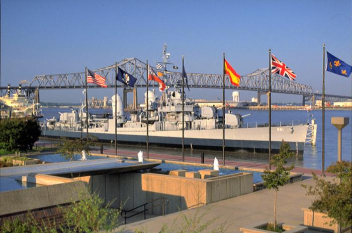 USS Kidd - Baton Rouge