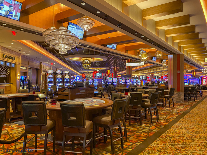 casino at L'Auberge - Baton Rouge