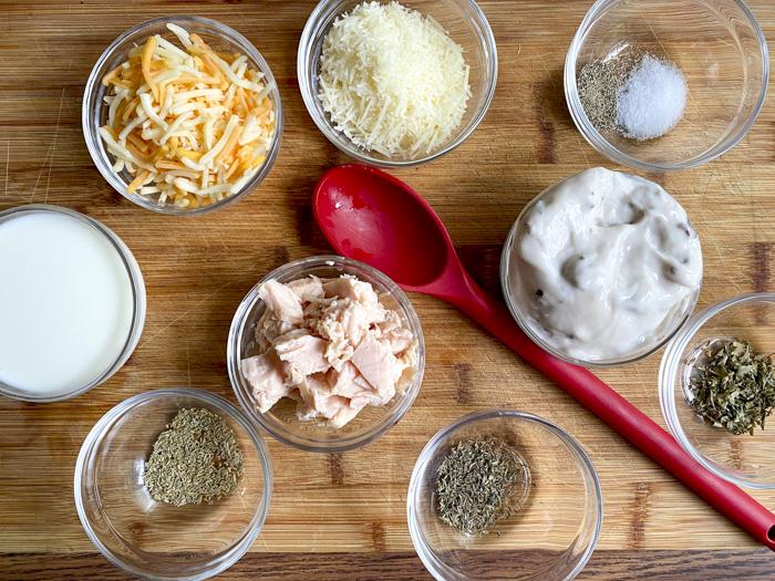 chicken noodle casserole ingredients