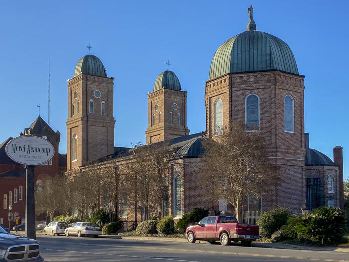 Natchitoches church