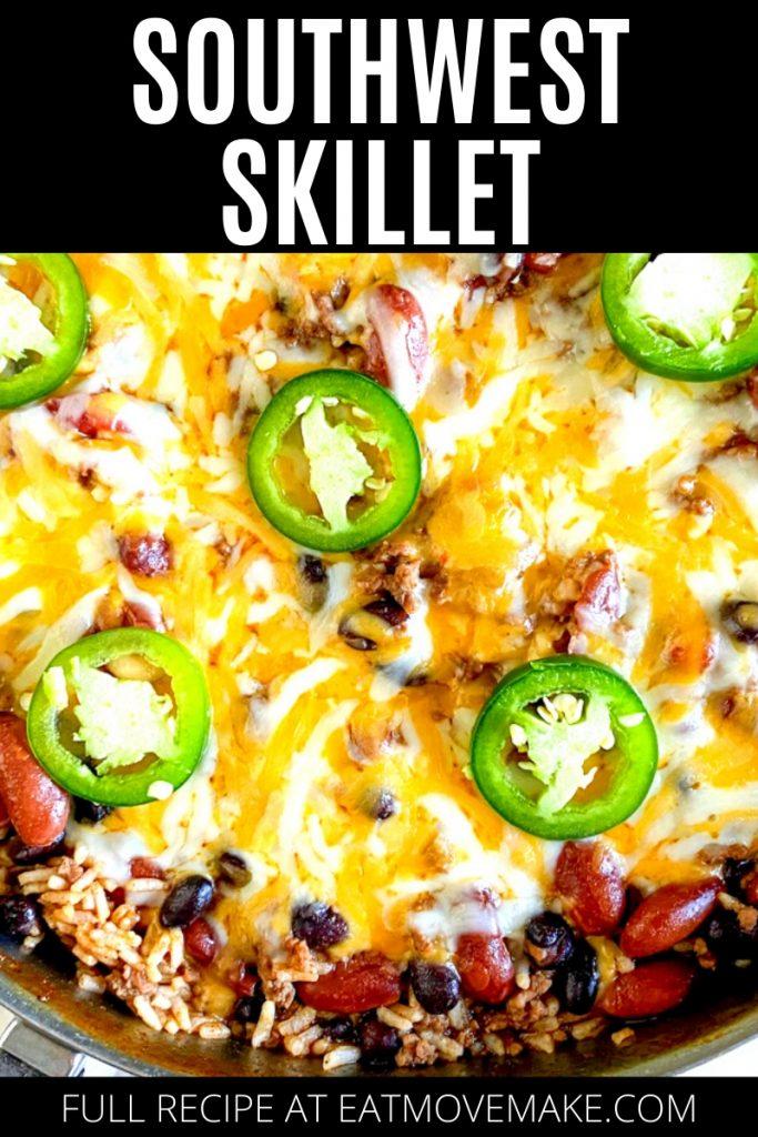 southwest skillet recipe