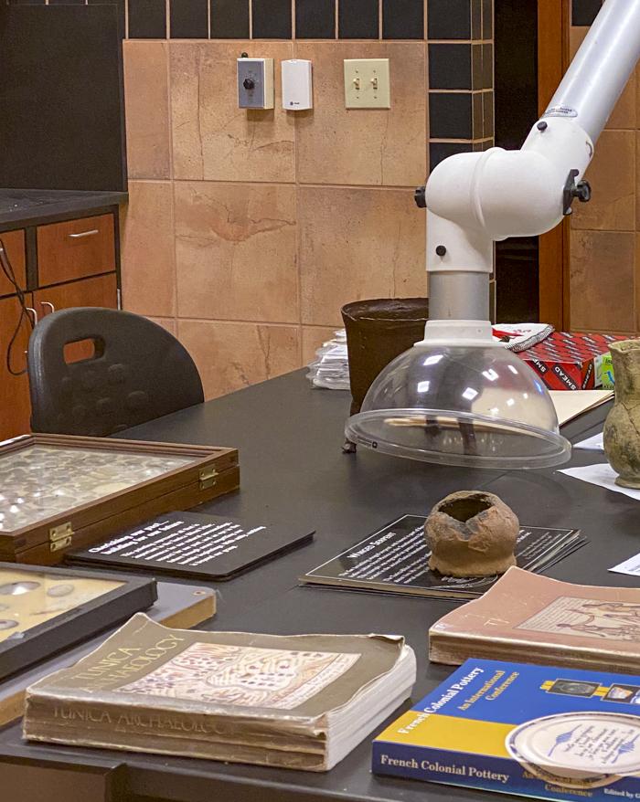 Tunica treasure lab