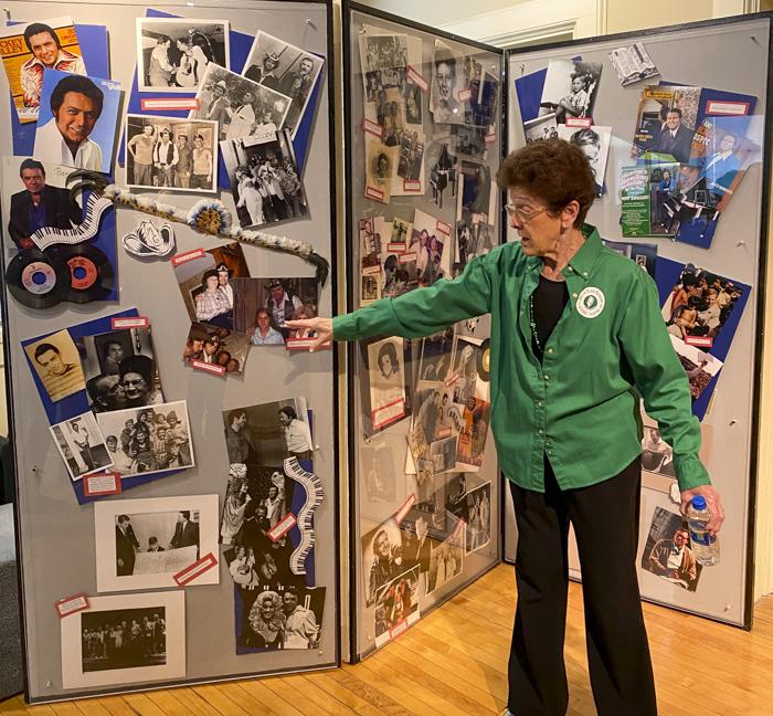 tour at Delta Music Museum