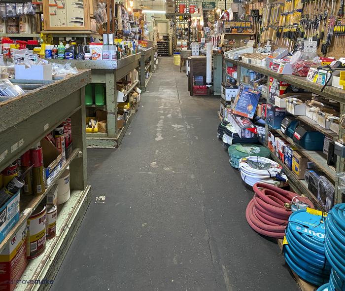 hardware supplies in store