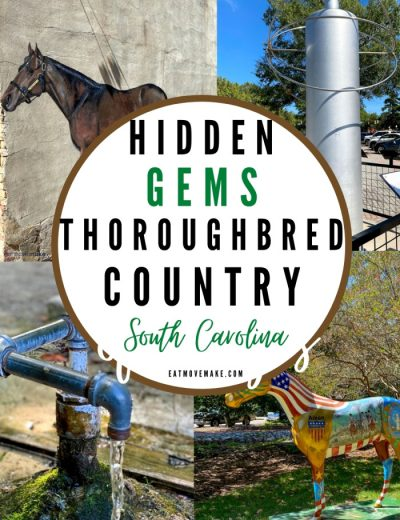 Hidden Gems Thoroughbred Country, South Carolina