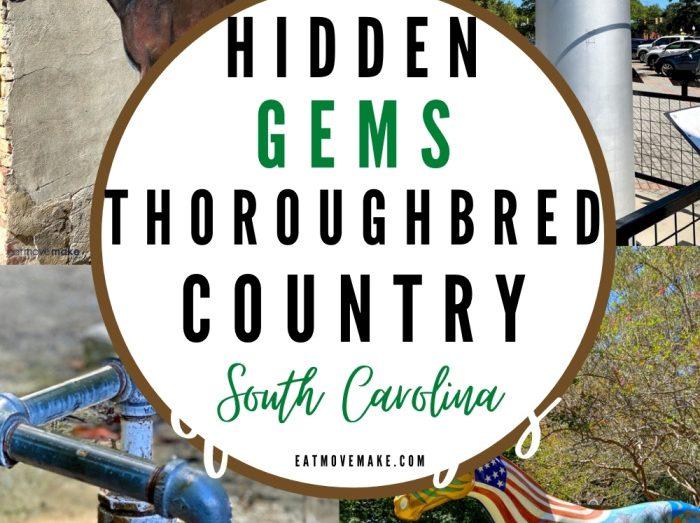 Hidden Gems Thoroughbred Country, South Carolina