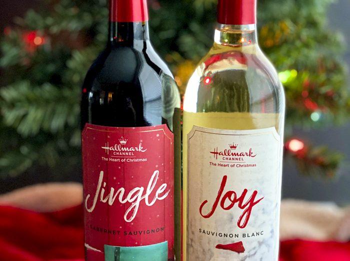 Jingle and Joy wine