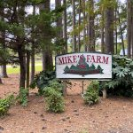 Mike's Farm sign