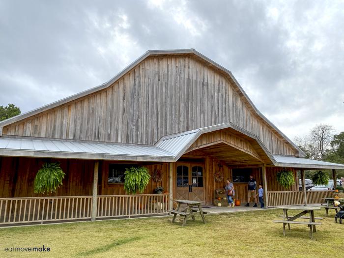 NC Products barn