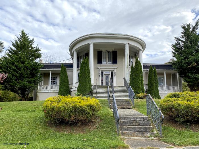 Wytheville octagon house