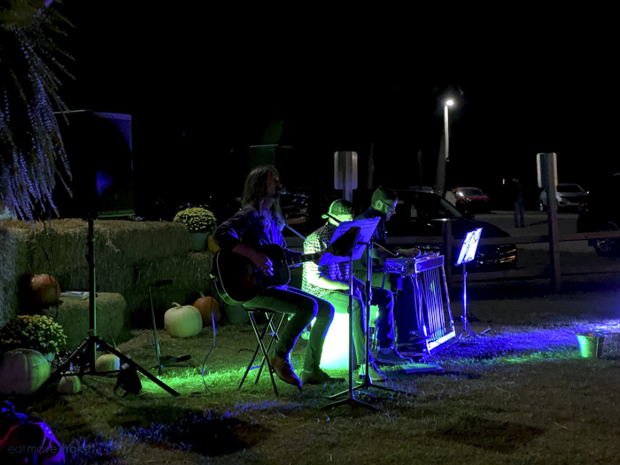 live music at Mike's Farm