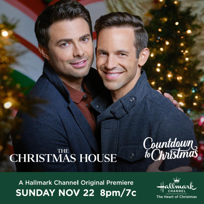 Brandon and Jake - The Christmas House