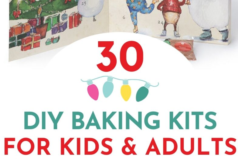 diy baking kits for kids and adults