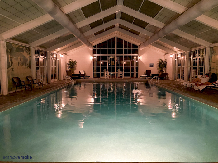 Martha Washington Inn pool