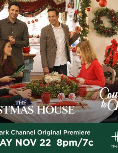 The Christmas House movie