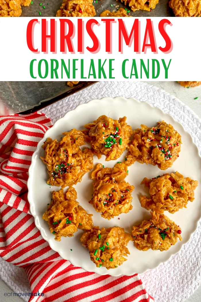 old fashioned peanut butter cornflake candy
