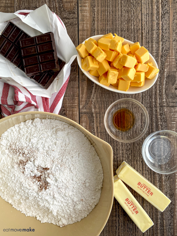Velveeta fudge ingredients