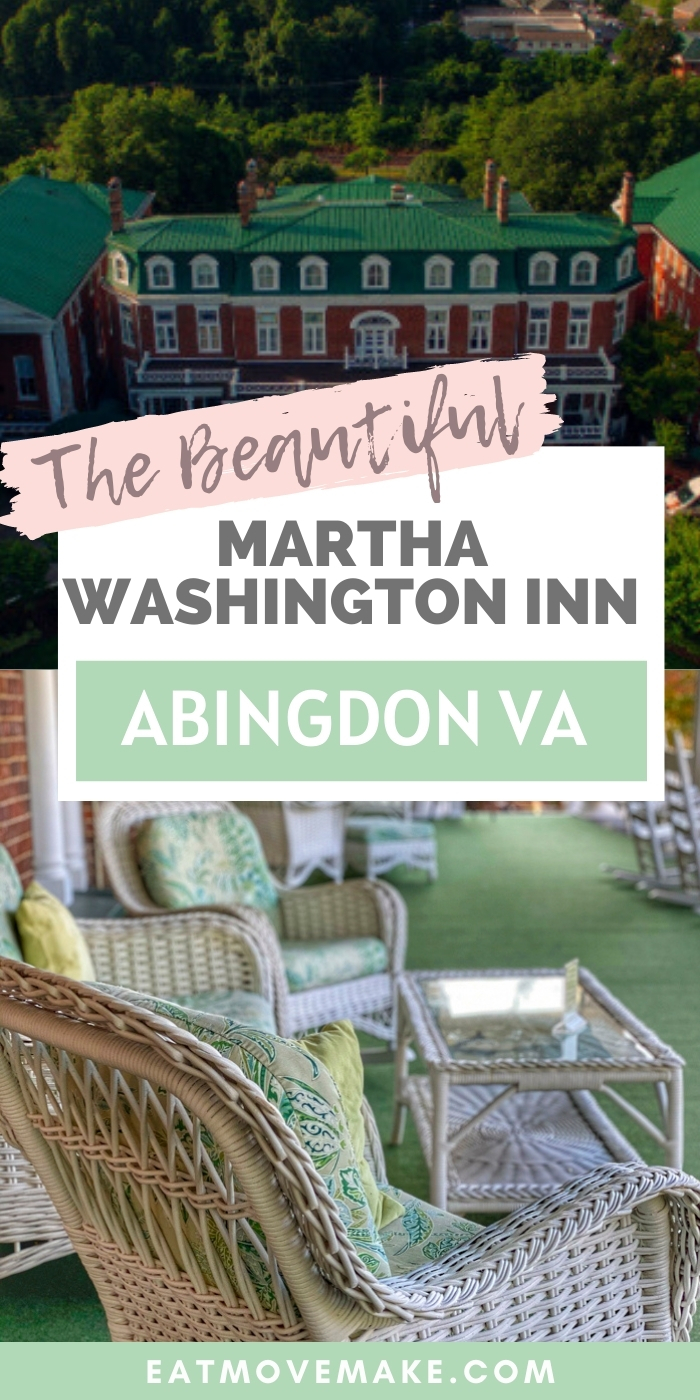 Martha Washington Inn & Spa