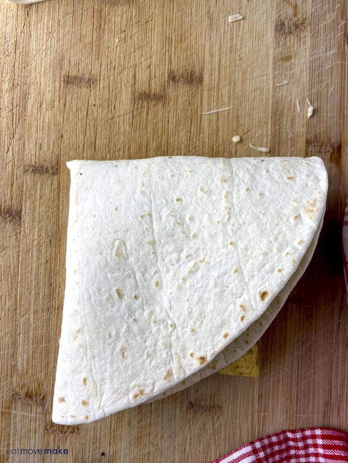 final fold tortilla