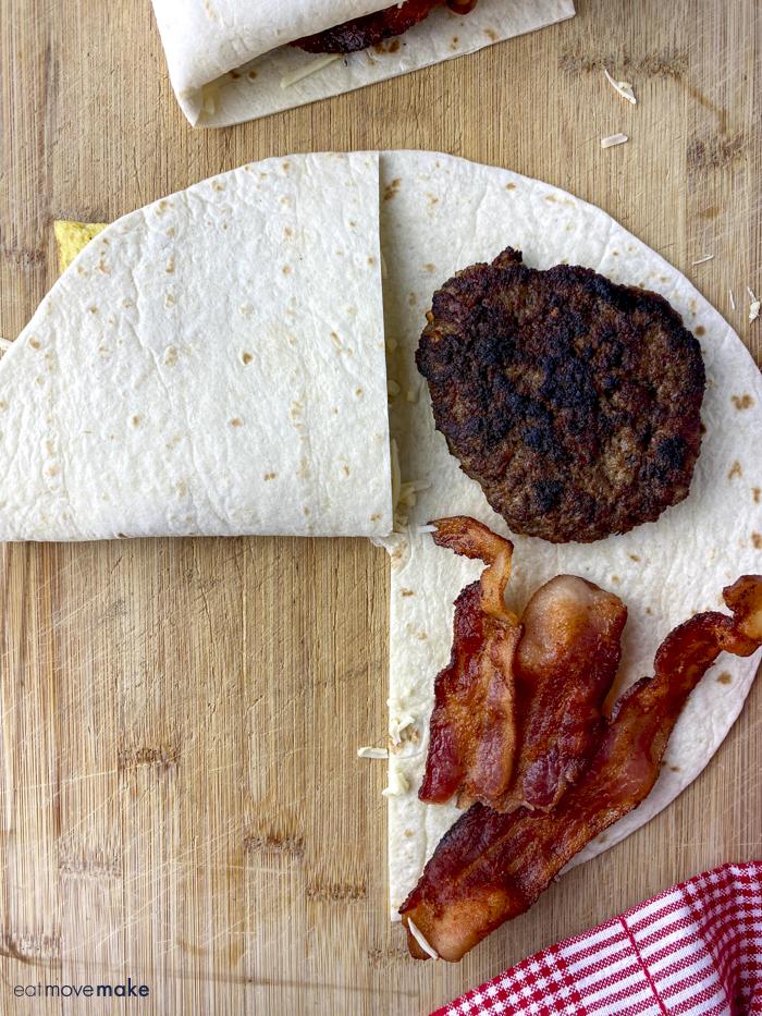 folding tortilla part 1