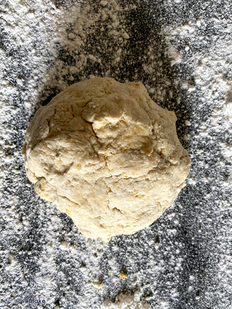 sticky bun dough